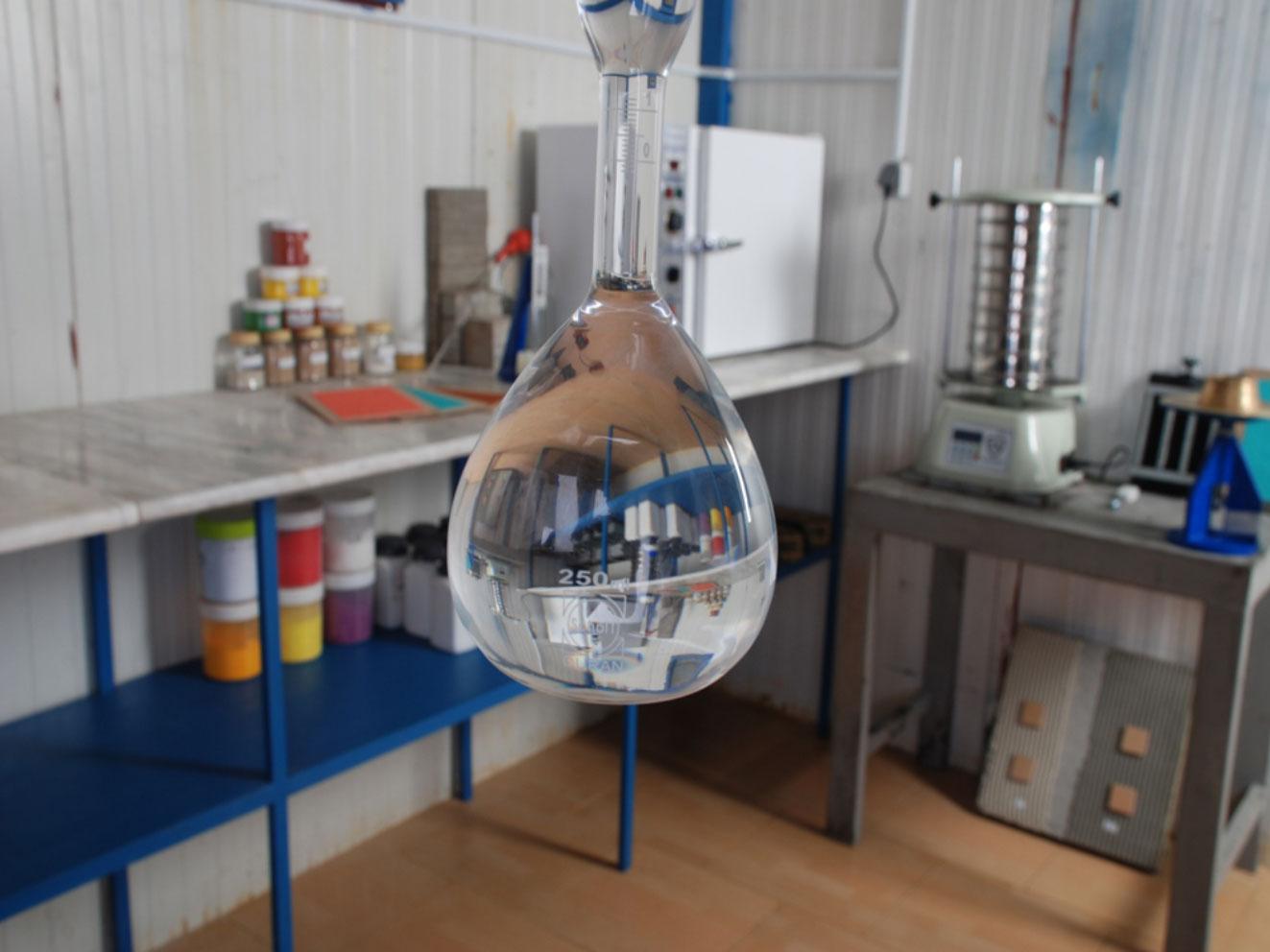 آزمایشگاه شرکت شورلول ایران